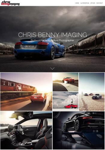 Chris Benny Imaging